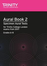 Aural tests book 2 from 2017 (Grades 6–8)