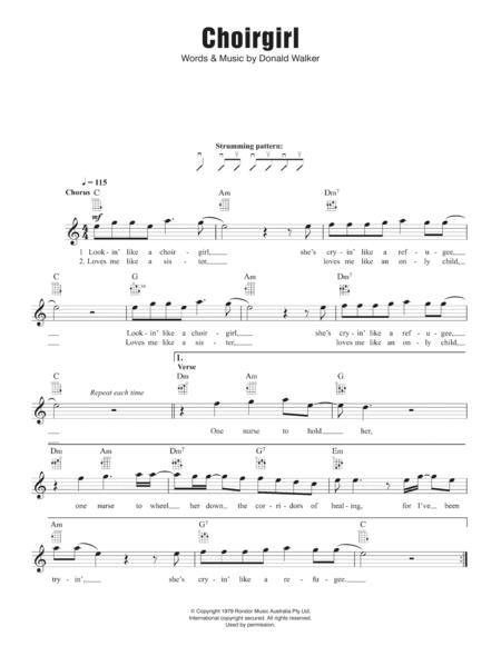 Choirgirl