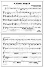 Blink-182 Mash-Up - Eb Baritone Sax