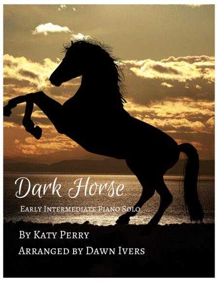 Download Dark Horse Piano Solo Sheet Music By Katy Perry Sheet