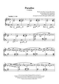 Paradise (Piano)