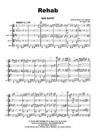 Rehab - Amy Winehouse - Wind Quintet