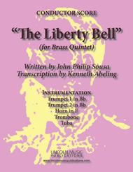 March - The Liberty Bell (for Brass Quintet)