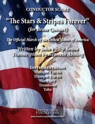 March - The Stars and Stripes Forever (for Brass Quintet)