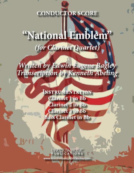March - National Emblem (for Clarinet Quartet)