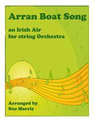 Arran Boat Song