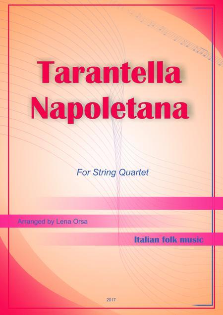 Tarantella Napoletana String Quartet