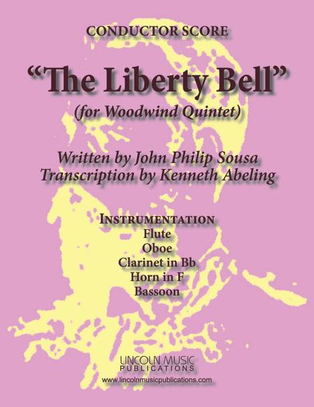 March - The Liberty Bell (for Woodwind Quintet)