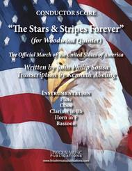 March - The Stars and Stripes Forever (for Woodwind Quintet)