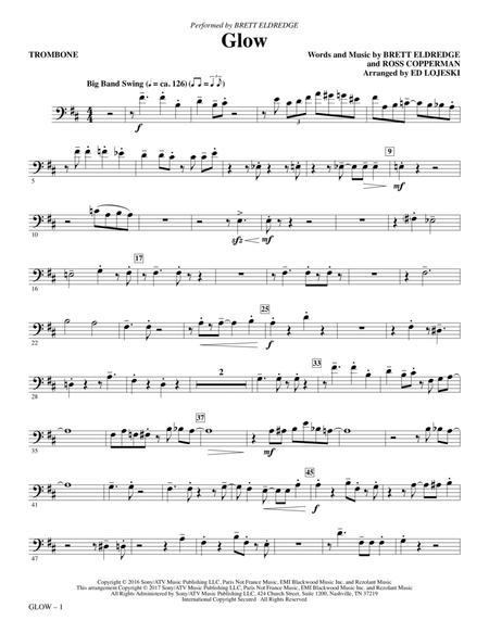 Glow - Trombone