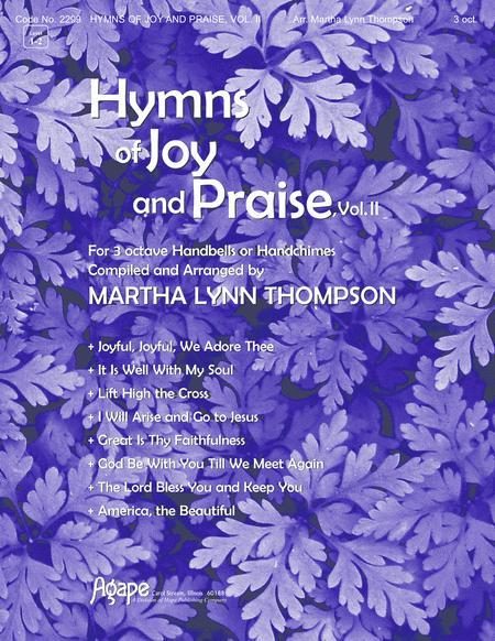 Hymns of Joy and Praise, Vol. 2