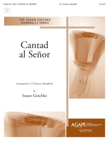 Cantad Al Senor