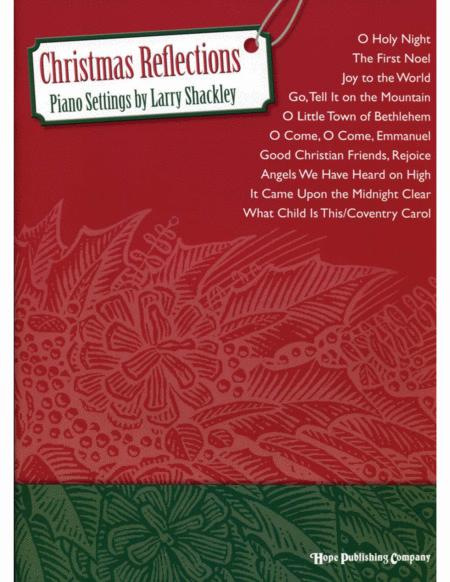 Preview Christmas Reflections (H1.82831DP) - Sheet Music Plus
