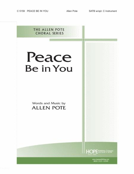 Peace Be in You