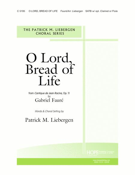 O Lord, Bread of Life