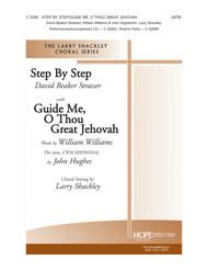 Step By Step with Guide Me, O Thou Great Jehovah