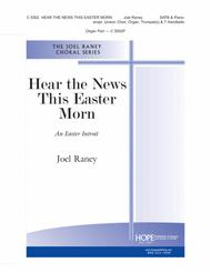 Hear the News This Easter Morn