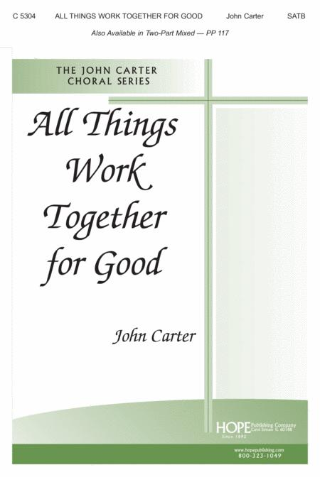 All Things Work Together for Good