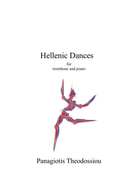 Hellenic Dances (trombone version)