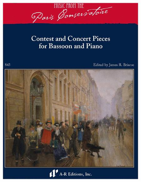 Contest Pieces for Bassoon and Piano