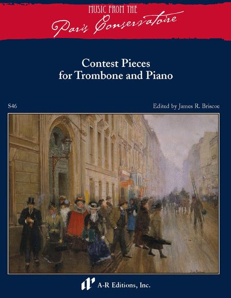 Contest Pieces for Trombone and Piano