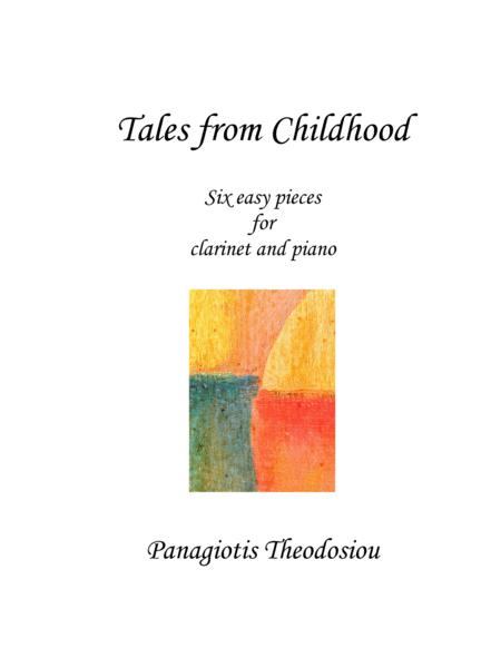 Tales from Childhood (clarinet version)