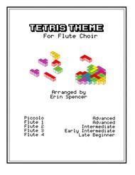 Tetris Theme for Flute Choir