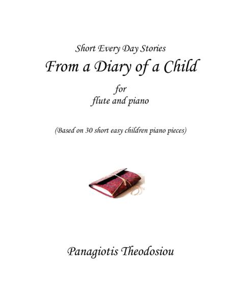 From a Diary of a Child (flute - piano version)