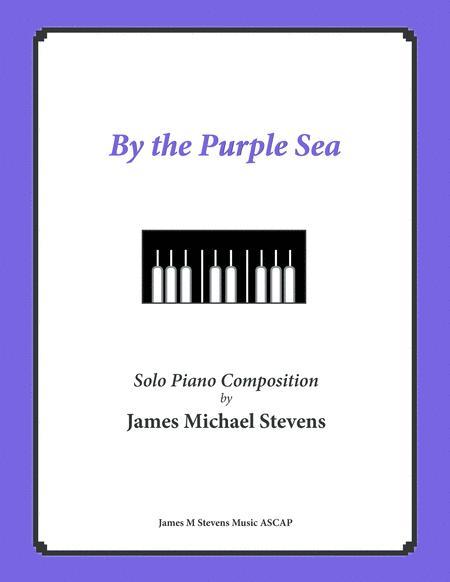 By the Purple Sea (Romantic Piano)