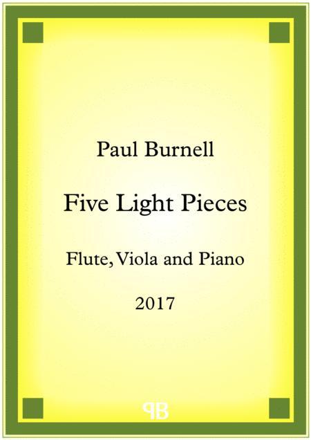 Five Light Pieces