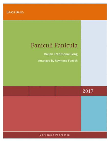Funiculi Funicula ( For Brass Band)