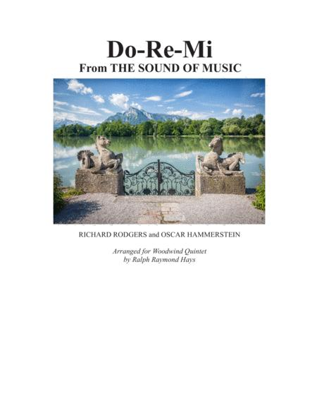 Do-Re-Mi (for Woodwind Quintet)