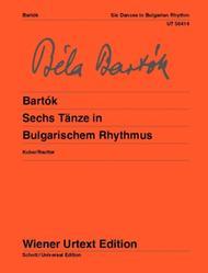 6 Dances in Bulgarian Rhythm