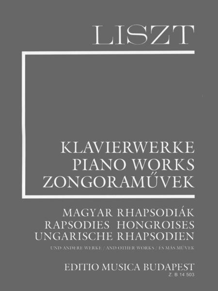 Rapsodies Hongroises