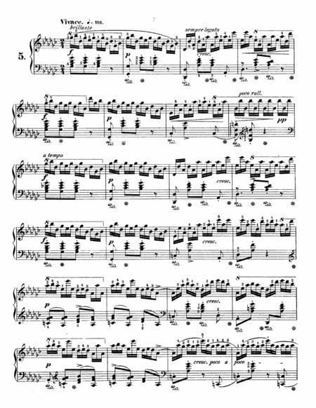F.Chopin Etude Op.10, No.5