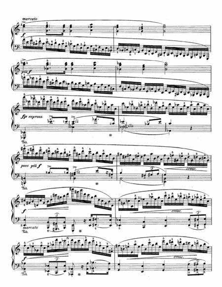Preview F Chopin-Etude Op 25,No 11
