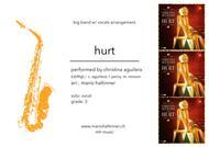 Hurt - Christina Aguilera - Jazz Ensemble w/ vocals - score only