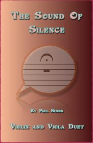 The Sound Of Silence, Duet for Violin and Viola