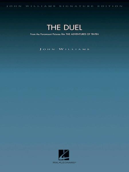 The Duel (from The Adventures of Tintin)
