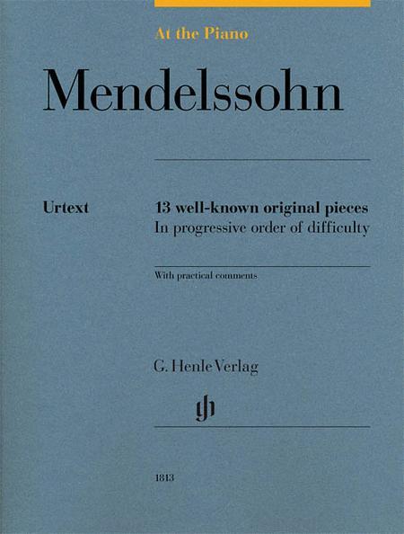 Mendelssohn: At the Piano