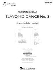 Slavonic Dance No. 3 - Full Score