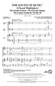 The Sound Of Music (Choral Highlights) (arr. John Leavitt)