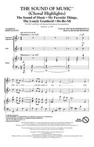 The Sound Of Music (Choral Highlights) (arr. John Leavitt)