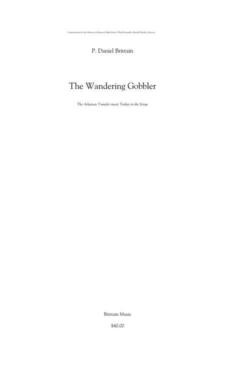 The Wandering Gobbler