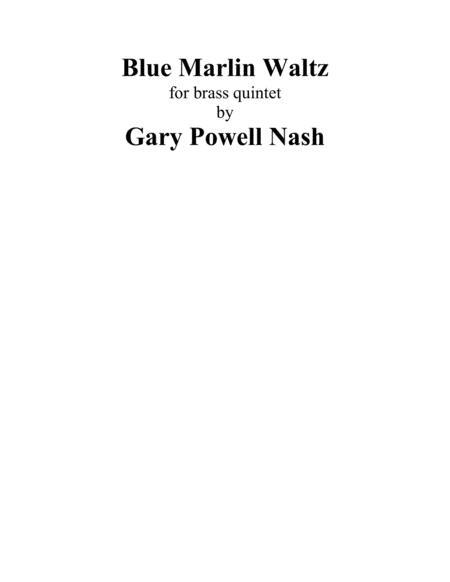 Blue Marlin Waltz