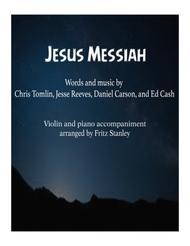 Jesus Messiah - Violin & Piano Accompaniment