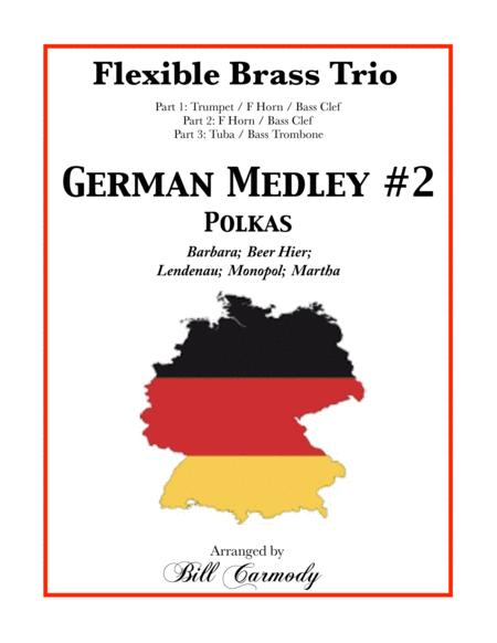 German Medley #2 Polkas