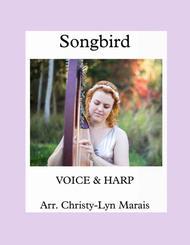 Songbird (Harp & Voice) G major