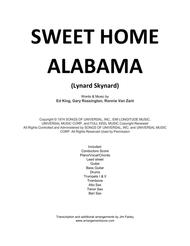 Sweet Home Alabama Arranged For 10 Piece Horn Band And