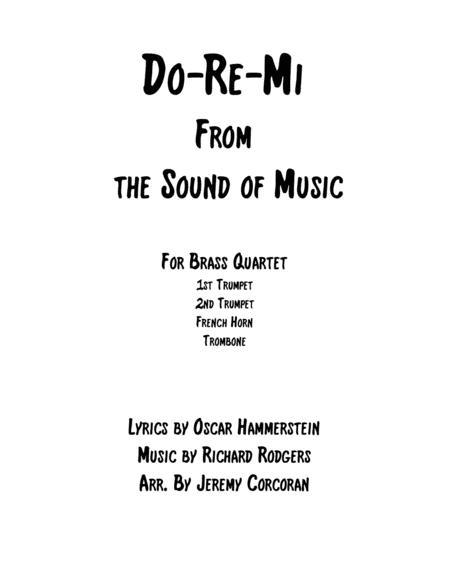 Do-Re-Mi for Brass Quartet